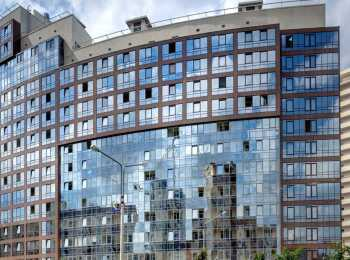 Переменная этажность жилого корпуса